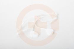 Linki drzwi zmywarki Beko Whirlpool Amica 2szt kpl