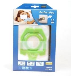 Worki do odkurzacza ZMB01K mikrowłóknina zielony Z