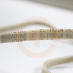 Pasek płaski EL 1192 J4 Megadyne