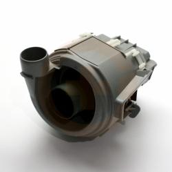 Pompa zmywarki Bosch Siemens z grzałką