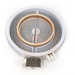 Pole grzewcze 180/120 H+S podwójne konektory