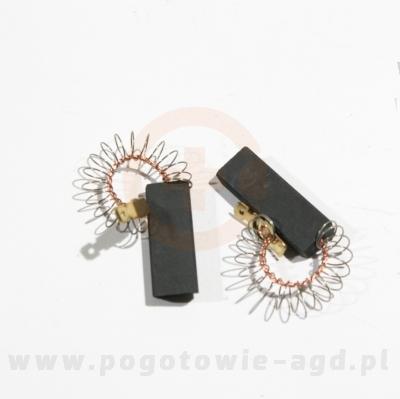 Szczotki węglowe 5x12,5x42 2szt SKL włoskie 02483