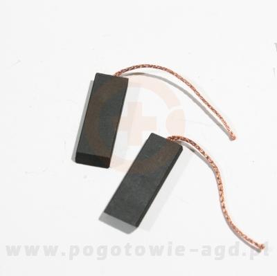 Szczotki węglowe 5x12,5x32 2szt ze sprężynka SKL 154740