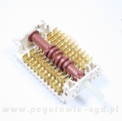 Łącznik krzywkowy Wrozamet 11HE/005 C110006A4 00820